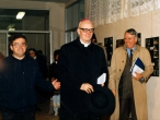 Visita del Vescovo mons. Siro Silvestri